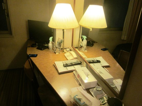 Ginza Capital Hotel Main : Desk