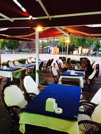 Bistro Blue Restaurant