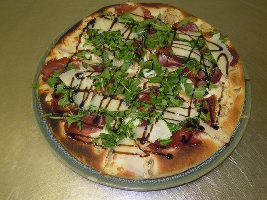 Pizzeria Al Castello: energetica