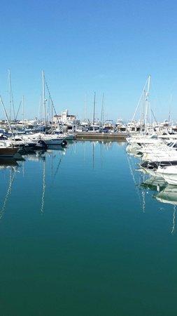 La Carihuela: Marina