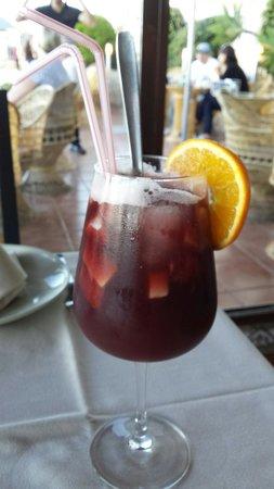 La Carihuela: Sangria