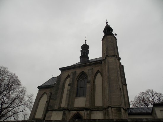 SANDEMANs NEW Europe - Prague : Top of the Bone Chapel