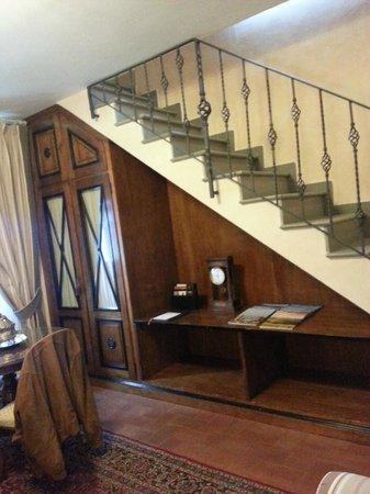 Relais Villa Il Sasso Historical Place: Suite
