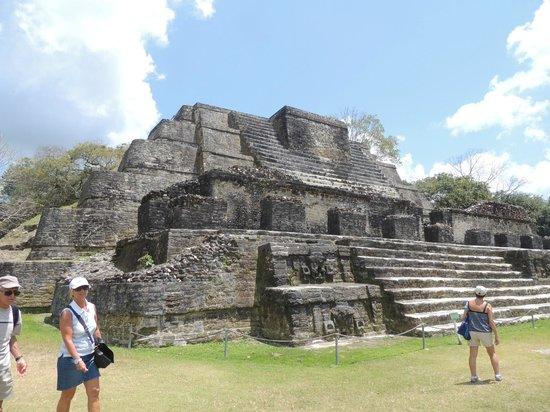 Maya-Ruinen von Altun Ha: ALTUN HA 2