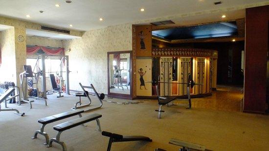 Nasa Vegas Hotel: gym
