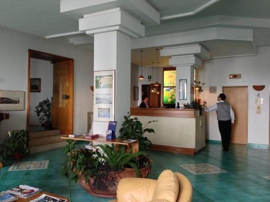 Hotel la Bussola: Reception