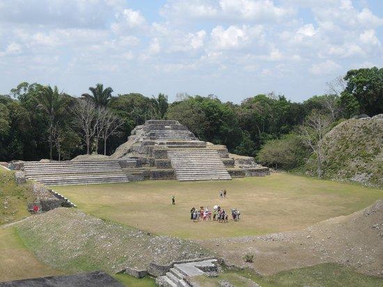 Maya-Ruinen von Altun Ha: ALTUN HA 1