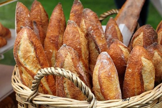 Foodies Holyrood: Fresh Bread Every Morning