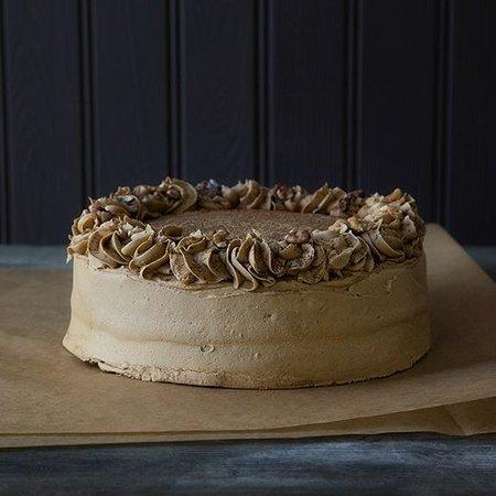 Foodies Holyrood: Coffee Cake