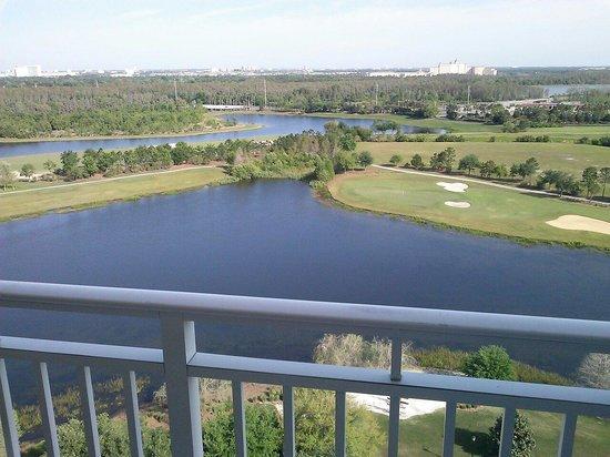 The Ritz-Carlton Orlando, Grande Lakes: View from 1411