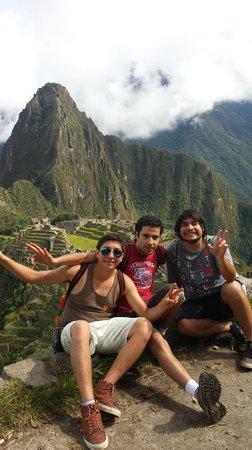 Paykikin Adventure Travel: Machupicchu con los amigos