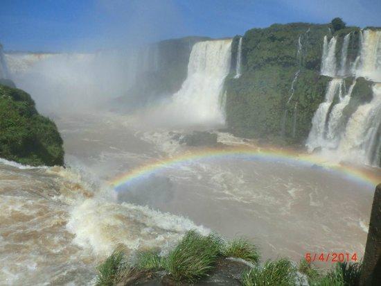 Iguazu Falls: paraiso