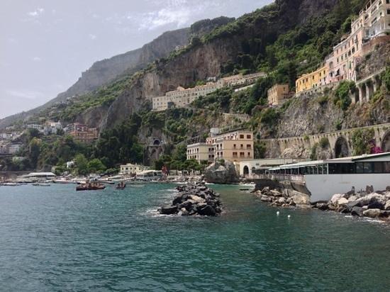 Hotel la Bussola: la Bussola in Amalfi