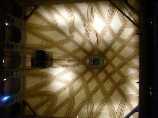 Mole Antonelliana : Aufzug zur Aussichtsterrasse