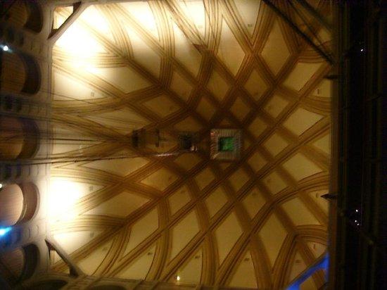 Mole Antonelliana: Aufzug zur Aussichtsterrasse