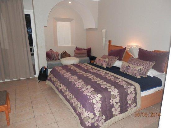 Vincci Resort Djerba : chambre