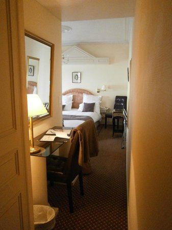 BEST WESTERN Hotel D'anjou: Chambre double n° 132