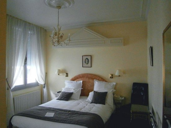 Best Western Hotel D'Anjou : Chambre double n° 132