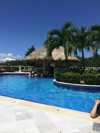 Grand Bahia Principe Cayacoa : Main Pool