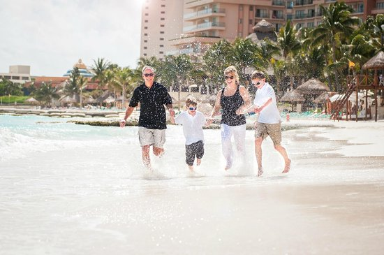 Grand Fiesta Americana Coral Beach Cancun: Fun vacation