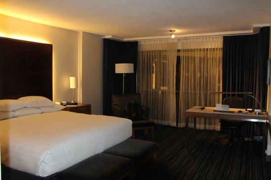 Hyatt Regency Vancouver: hotel room