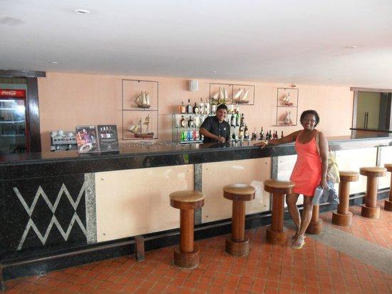 Vila Galé Fortaleza: Bar da piscina