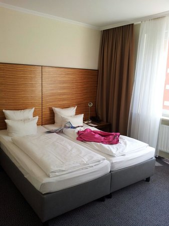 SORAT Hotel Ambassador Berlin : Viel Platz