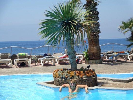 Pestana Ocean Bay : vue de la piscine