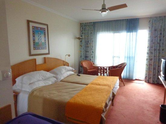 Pestana Ocean Bay : chambre