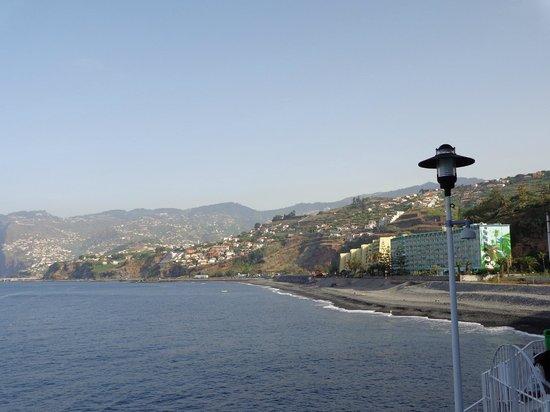 Pestana Ocean Bay : ballade aux alentours de l'hôtel