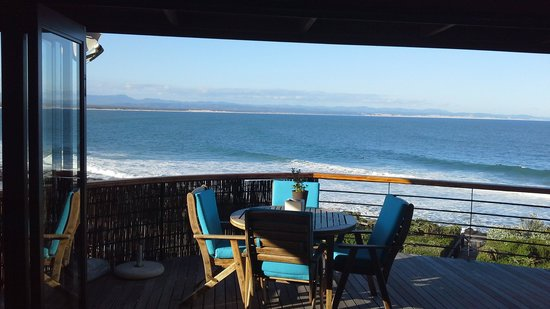 African Perfection Jeffreys Bay : balcony