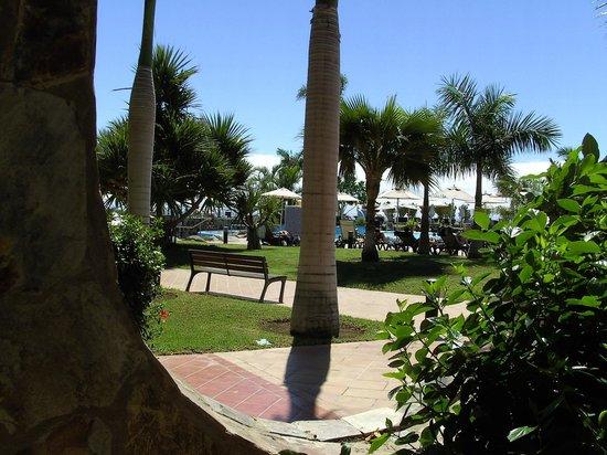 H10 Playa Meloneras Palace: La grande piscine