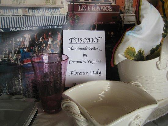 Sand City, CA: Tuscany Pottery