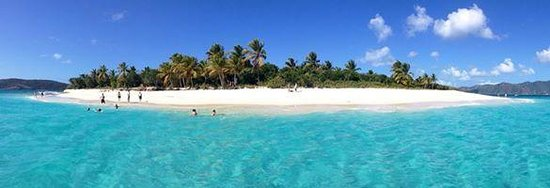 Big Blue Excursions: sandy cay