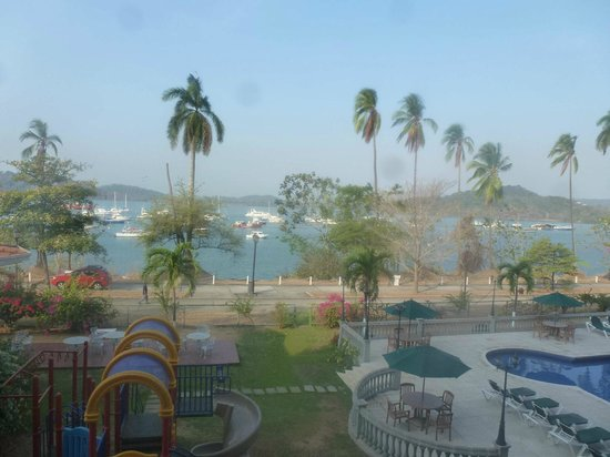 Country Inn & Suites By Carlson, Panama Canal, Panama : Blick von Zimmer 1109