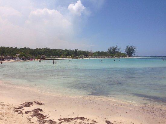 Grand Bahia Principe Jamaica : Beach