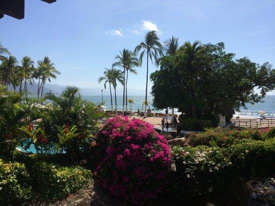 Hyatt Ziva Puerto Vallarta: View from resort area
