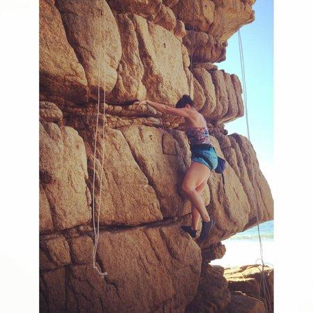 Hyatt Ziva Puerto Vallarta: Rock climbing