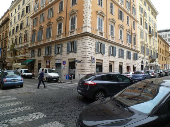 Hotel Picasso : Hotel in der 1. Etage