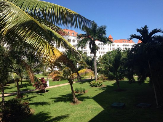 Grand Bahia Principe Jamaica : View from my room