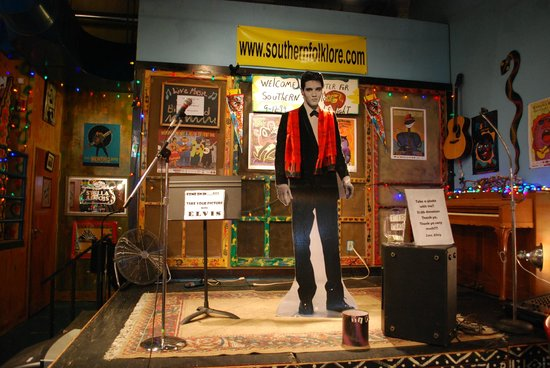 Photo of Music Venue Center for Southern Folklore at 119 S Main St, Memphis, TN 38103, United States