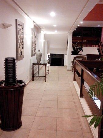 Hotel Amarílis - Riviera de São Lourenço : Interior