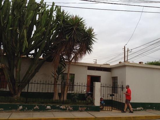 Hostal Posada Guadalupe: Entrée Posada