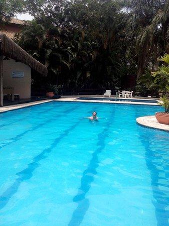 Hotel Amarílis - Riviera de São Lourenço : Piscina