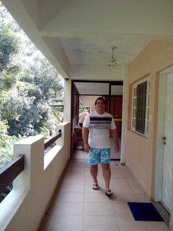 Hotel Amarílis - Riviera de São Lourenço : Corredor