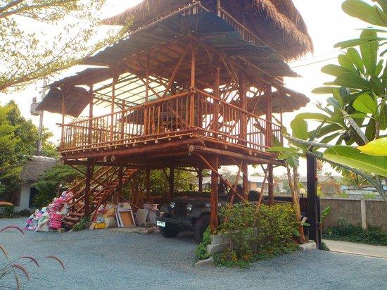 TR Residence: jardin