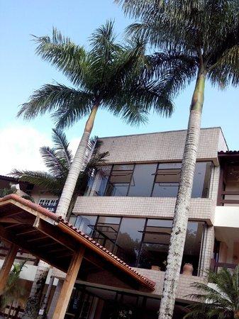 Hotel Amarílis - Riviera de São Lourenço : Fachada parcial
