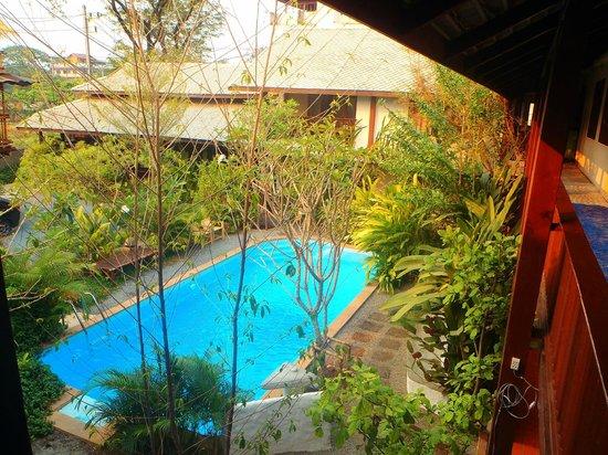 TR Residence: piscine