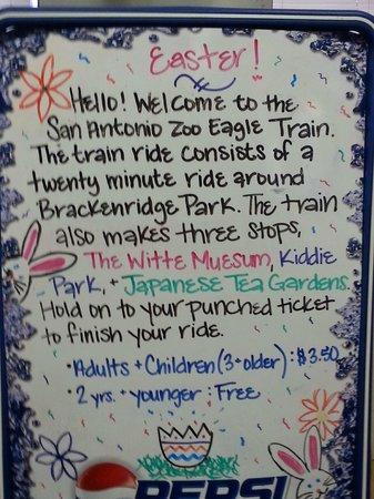 San Antonio Zoo Eagle Train 2019 All You Need To Know