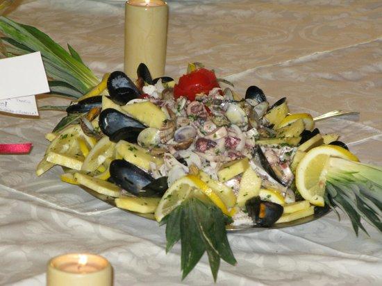 Ristorante Frank: insalatina mediterraneo